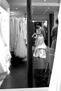 futur mariée by J.F. Gornet