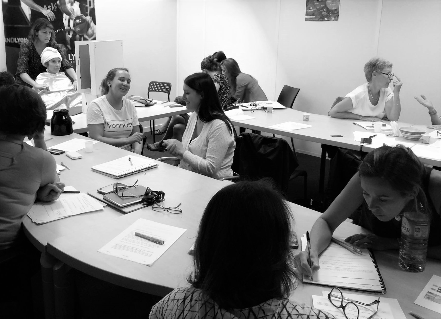 Atelier Marketing de soi, 3H chez Les Pionnières de Rhône Alpes à Lyon