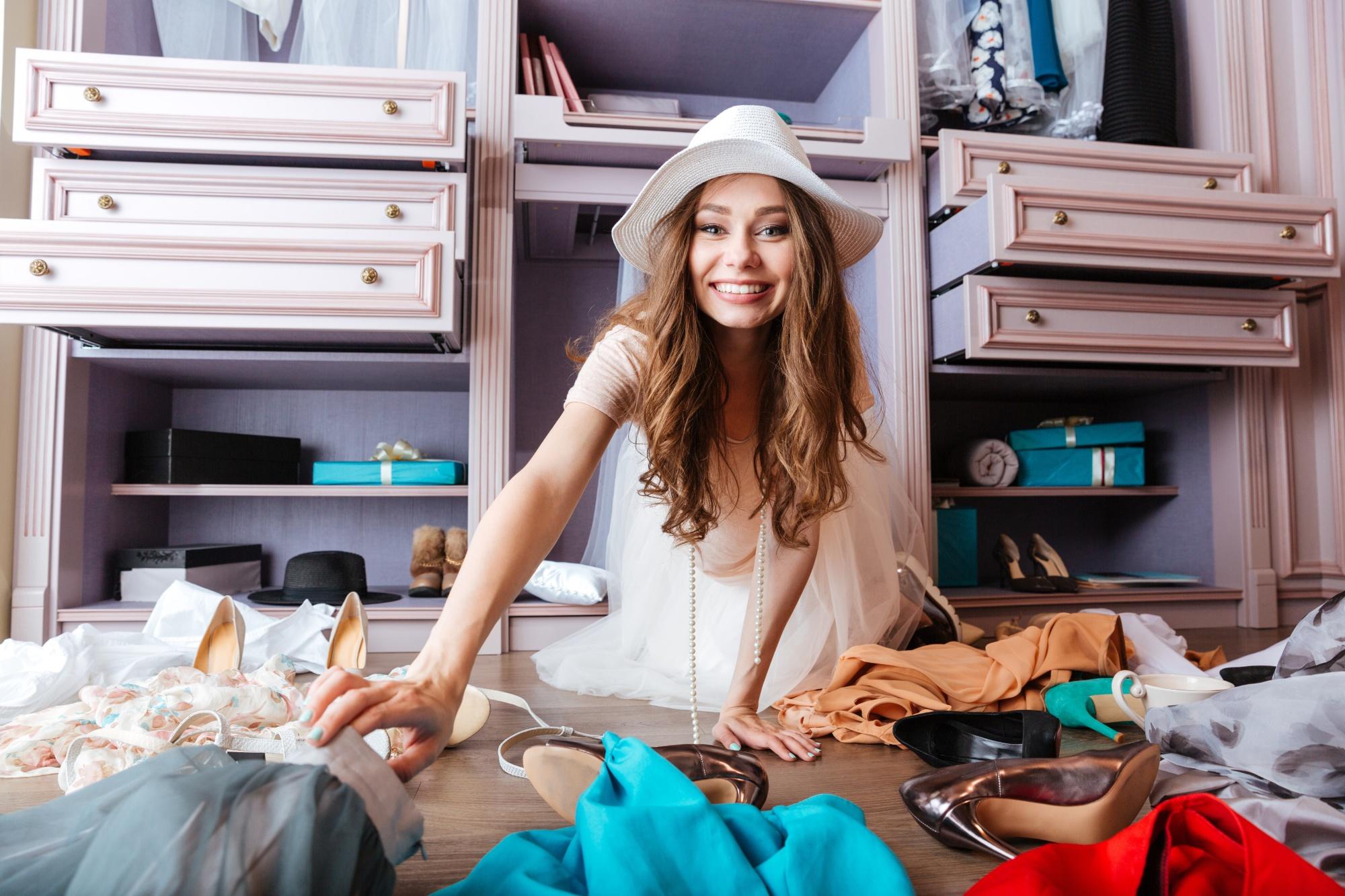 apprendre à trier ses vêtements, conseil en image lyon